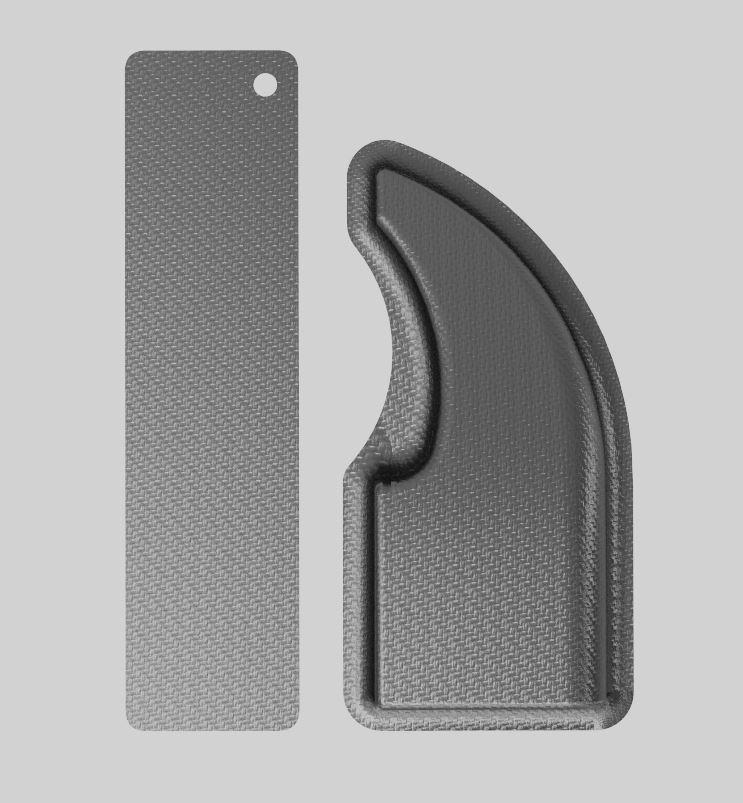 Boltaron 9815P CF Texture