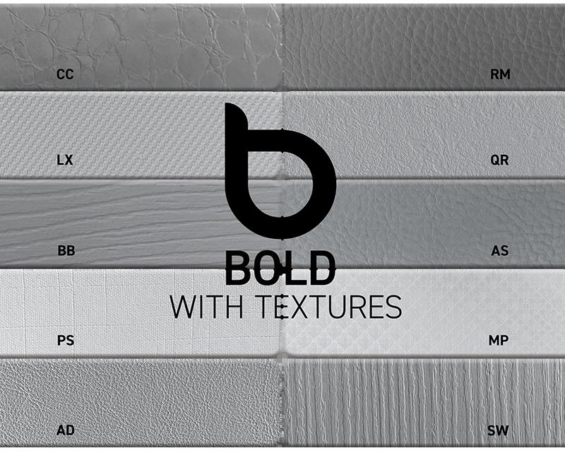 10 New SIMONA Boltaron Textures