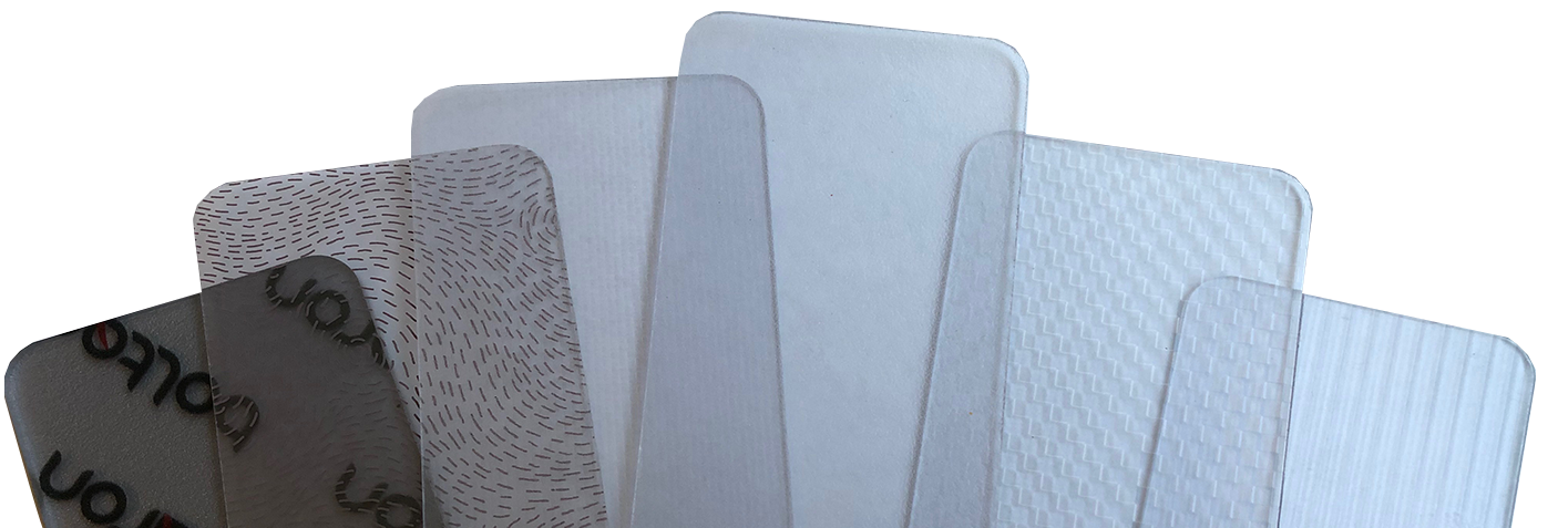 Boltaron Transparent Materials