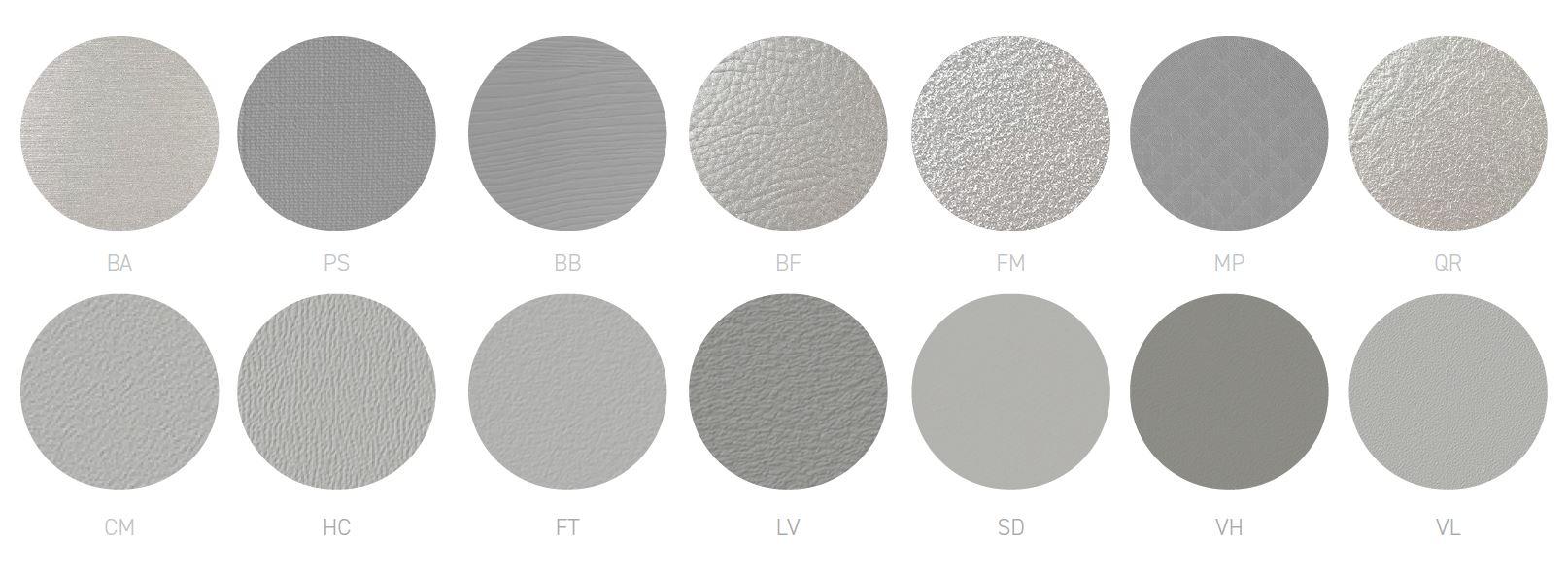 Boltaron Smooth Textures