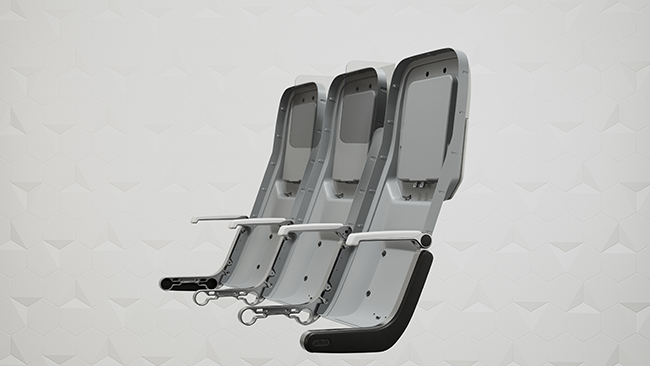 Middle Seat Privacy Divider