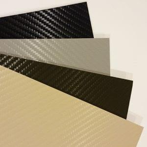 Boltaron Holster Carbon Fiber Texture New
