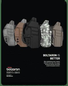Boltaron Holster Material
